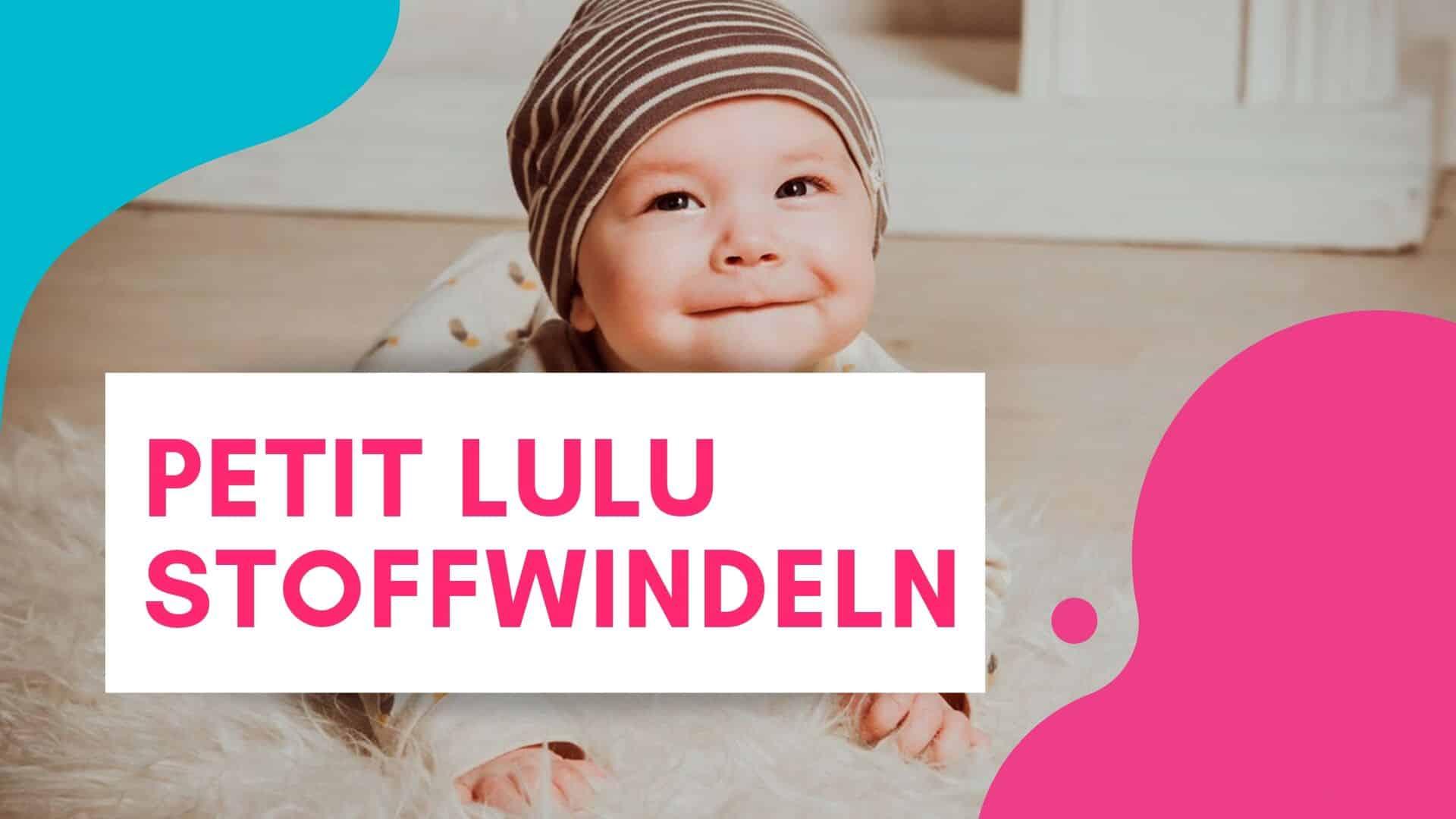 Petit Lulu Stoffwindeln