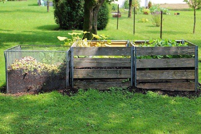 Abfallvermeidung Kompost