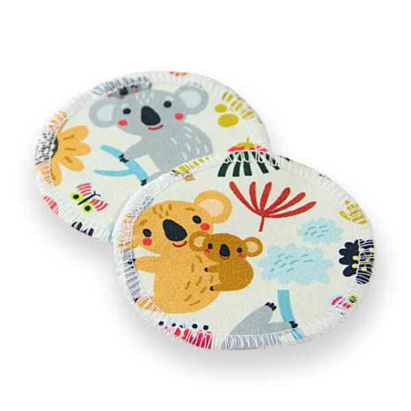 Petit Lulu Abschminkpads Koalas