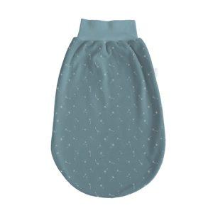 Iobio Strampelsack Baumwolle Dandelion Blue